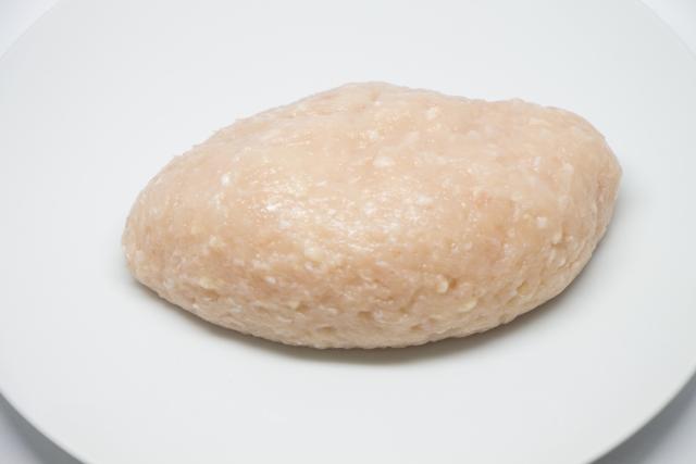 中期 離乳食 鶏 ひき肉