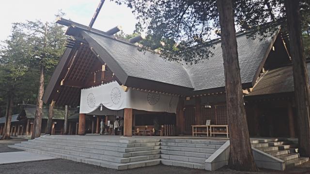 北海道神宮アクセスの紹介