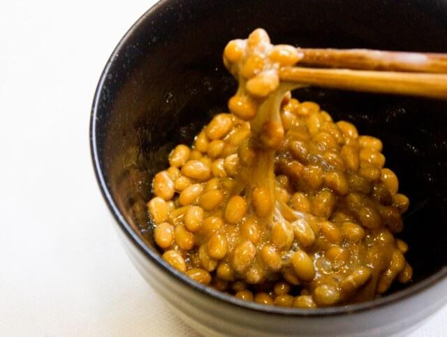 離乳食中期後期納豆の調理法