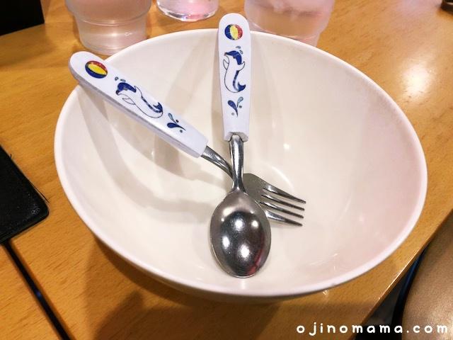 札幌うどん寺屋子供用食器
