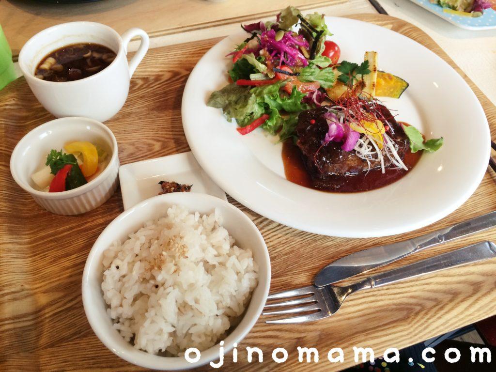 札幌あじとcafe日びのメニュー