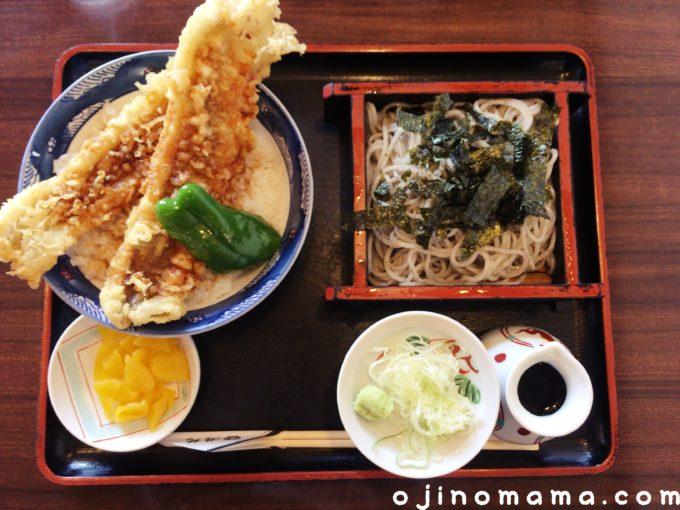 札幌ごまそば遊鶴メニュー5