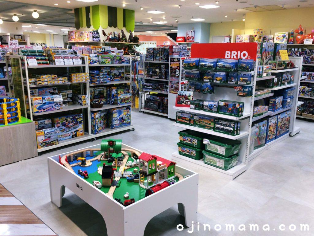 札幌東急5階おもちゃ売り場