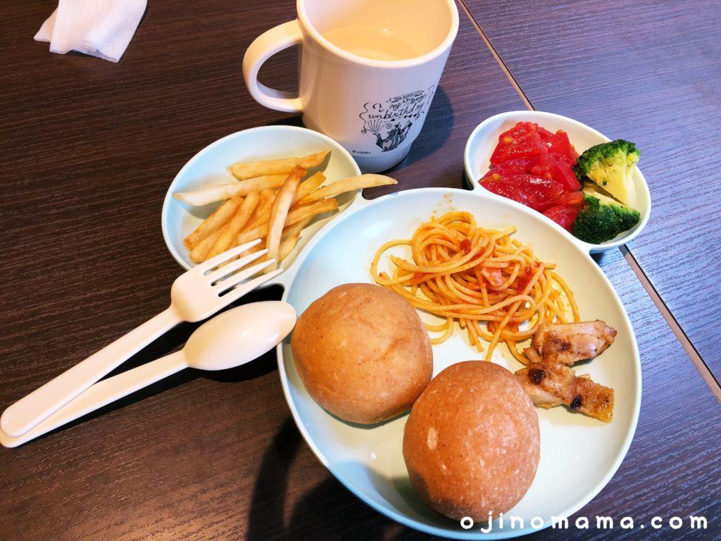 札幌大通ルトロワアリス子供用食器