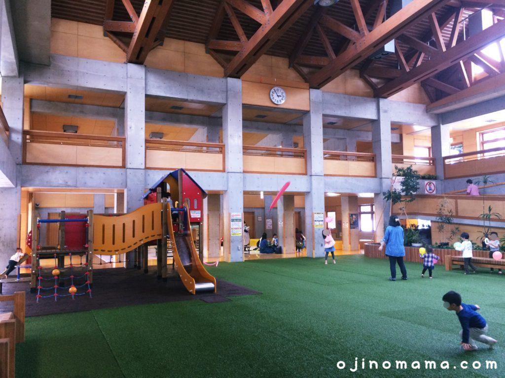 札幌室内遊び場川下公園室内公園