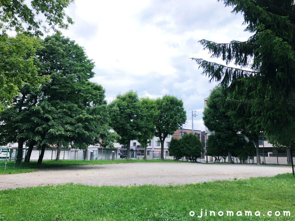 札幌若葉公園グラウンド
