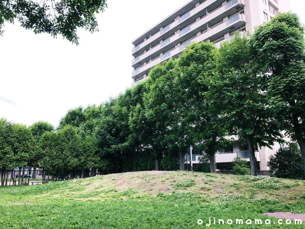 札幌若葉公園丘