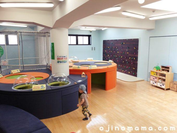 札幌室内遊び場水道記念館キッズルーム