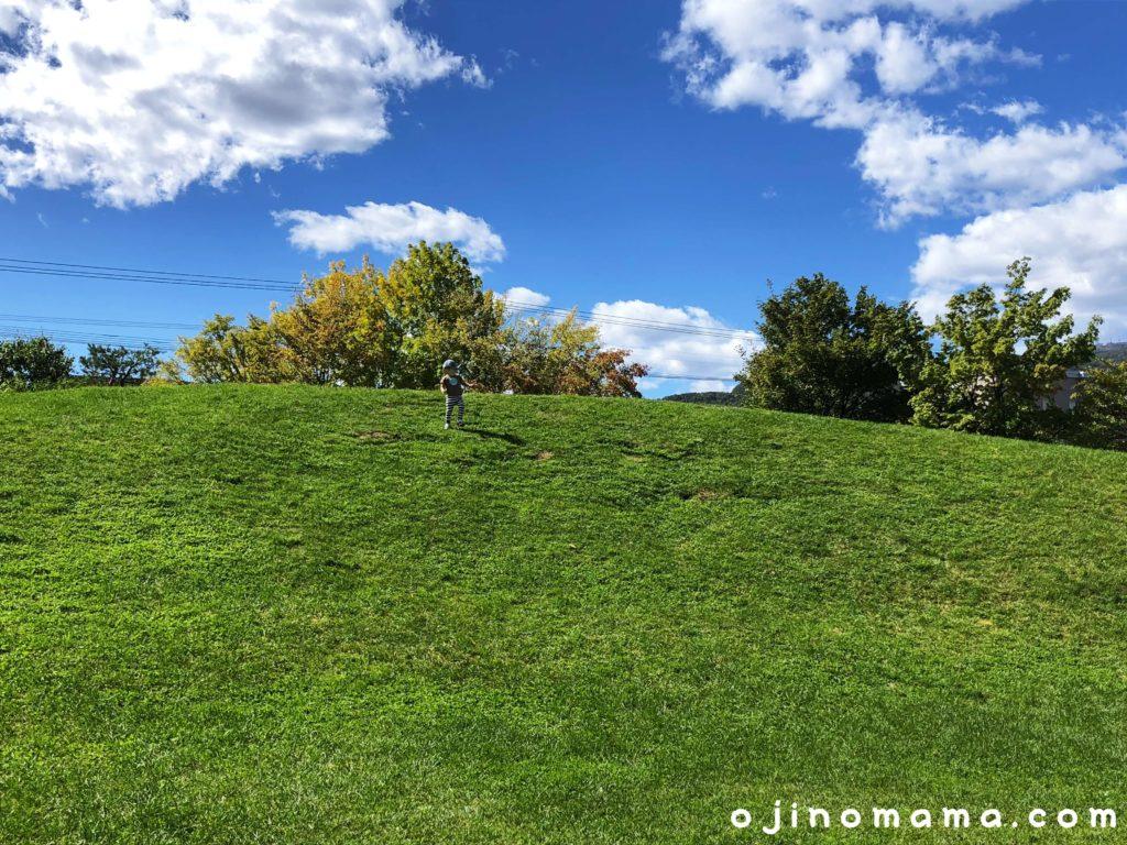 西野グリーン公園丘