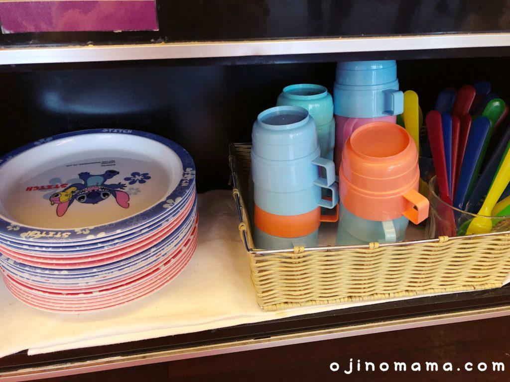 レストランボルドー子供用食器