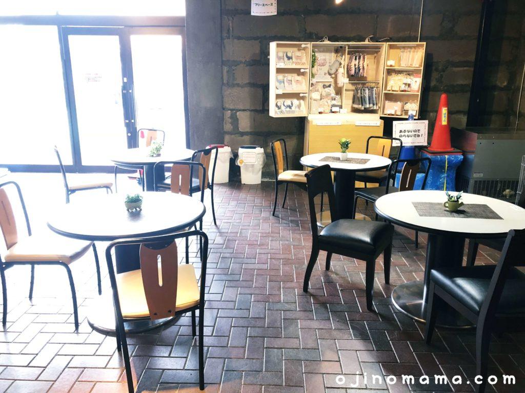 札幌東区室内遊び場ぱれっとフリースペース