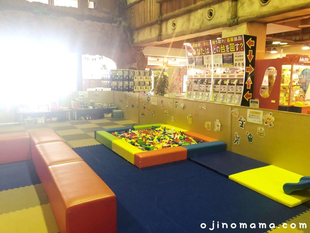 小樽イカロスの城幼児コーナー