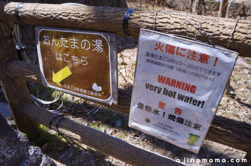 定山源泉公園おんたまの湯