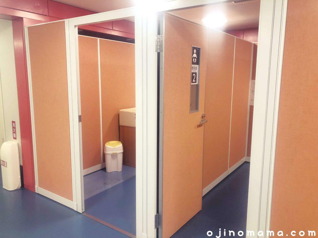 札幌市青少年科学館授乳室1