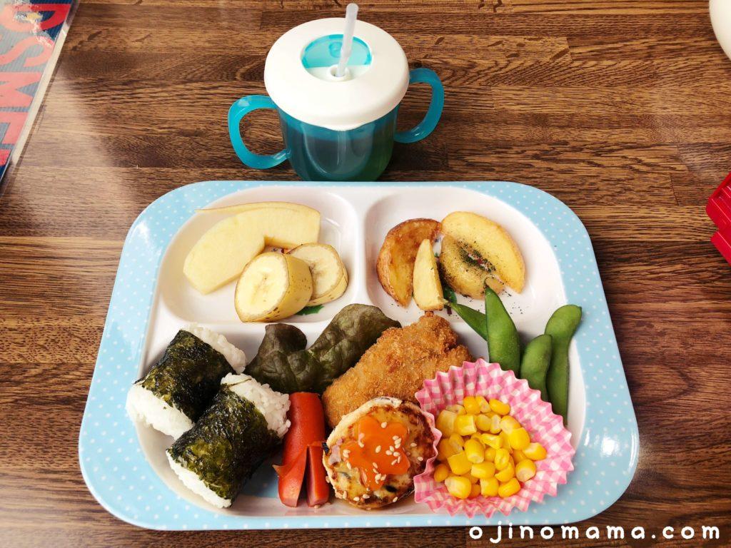 札幌cafe日和キッズメニュー