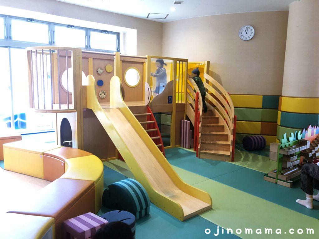 サーモンパーク千歳室内遊び場1