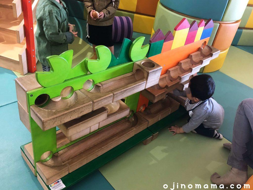 サーモンパーク千歳室内遊び場2