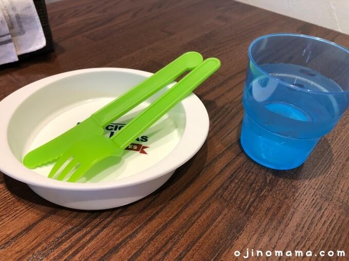 手稲区cafefugo子供用食器