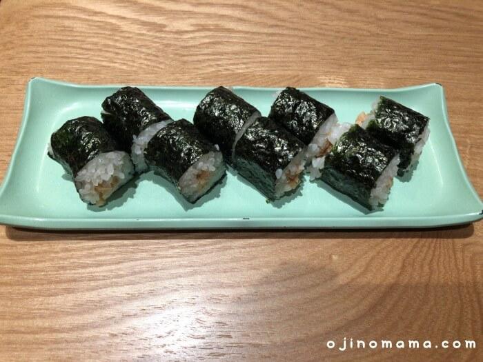 札幌花まる寿司すすきの店子連れ