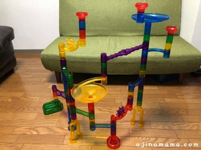 トイサブおもちゃ3歳1