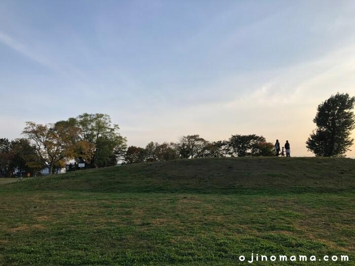 札幌市北郷公園丘