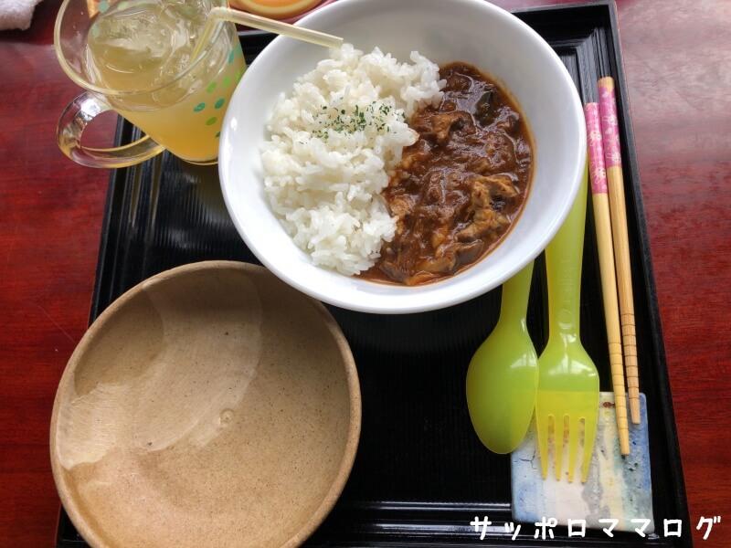 小樽菜はなキッズメニュー