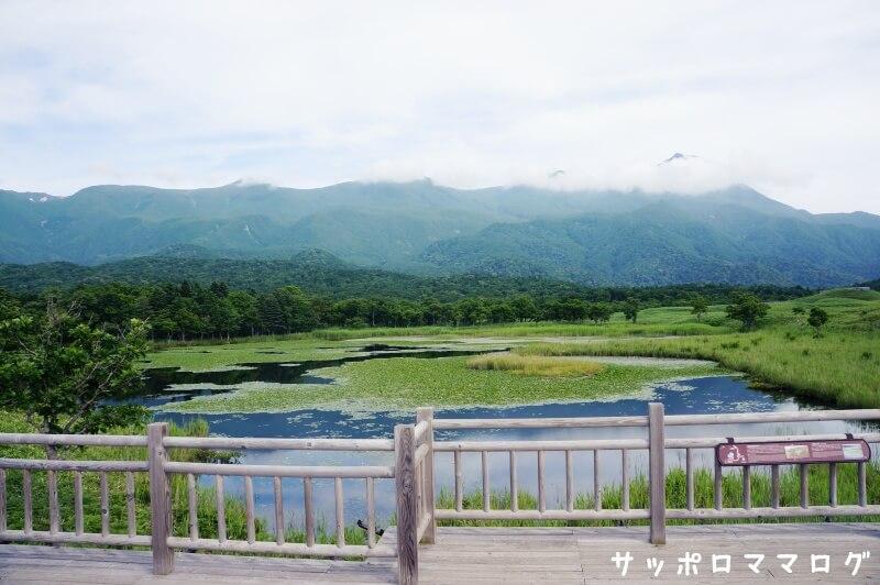 知床五湖観光スポット