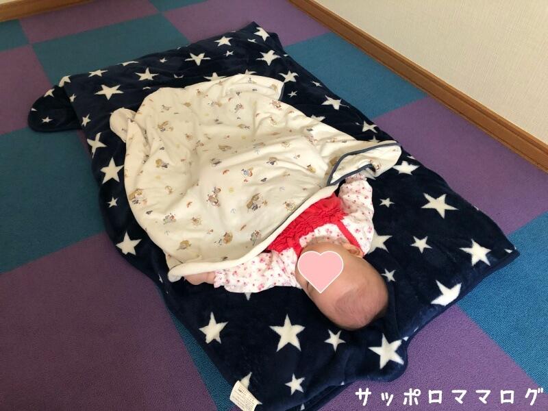 札幌洋食屋はるひ赤ちゃん