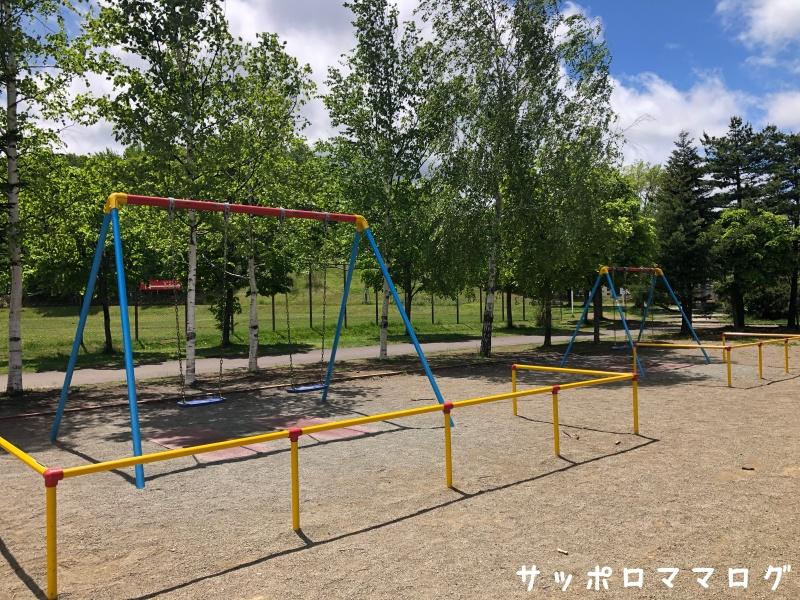 常盤公園ブランコ