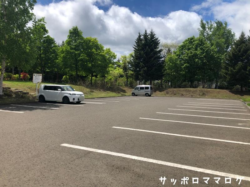 常盤公園駐車場